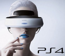 PROJECT Morpheus PlayStation 4